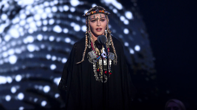 Madonna's Tribute to Aretha Franklin at the VMAs Criticized for Being Disrespectful to the Soul Singer's Memory
