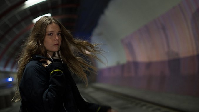 """Unlock Maggie Rogers's New Single """"Split Stones"""" Through a North Face Ad Campaign"""