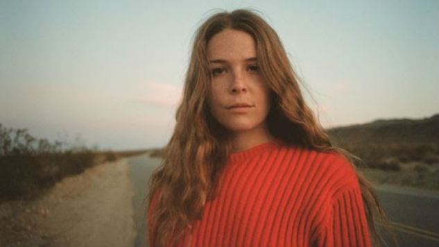 "Listen to Maggie Rogers' ""Alaska,"" the Song that Brought Pharrell to Tears"