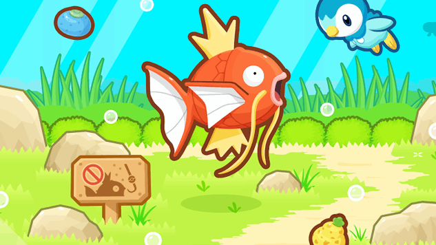 <i>Magikarp Jump</i> Is the Perfect Roguelike