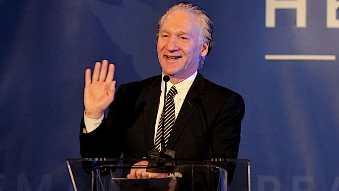 How Bill Maher Lost His Teeth (and Became A Parrot for the U.S. War Machine)