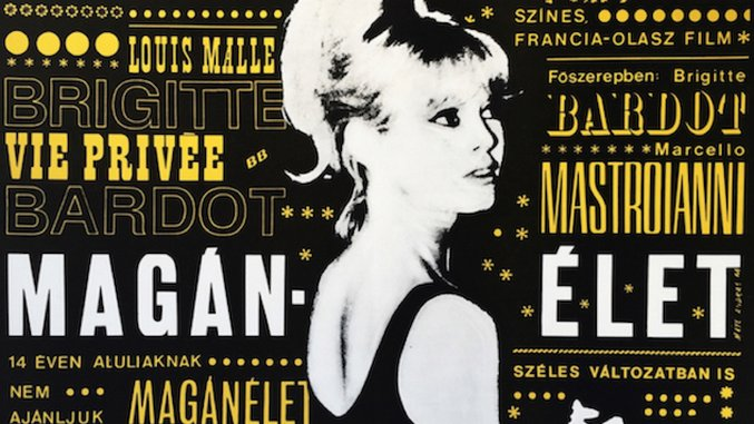 75 Hungarian Movie Posters That Reframe Film Classics