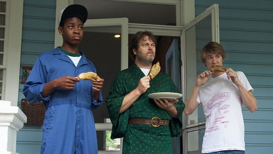 <i>Me and Earl and the Dying Girl</i>