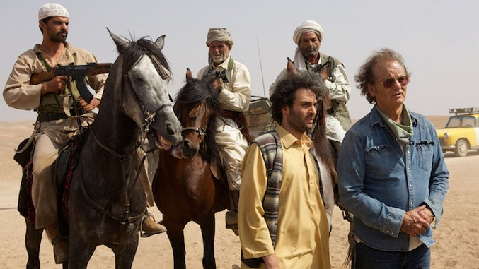 <i>Rock the Kasbah</i>
