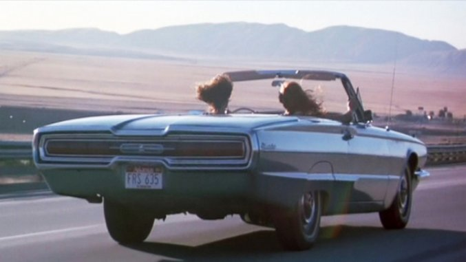 The Road and Transformation in <i>Thelma & Louise</i>