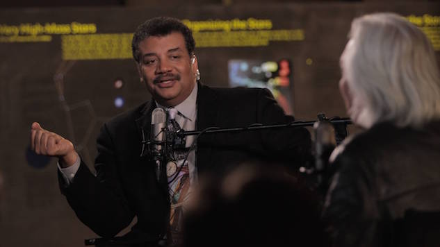 Watch: Neil deGrasse Tyson on His National Geographic Series <i>StarTalk</i>, Magnets and Parenting