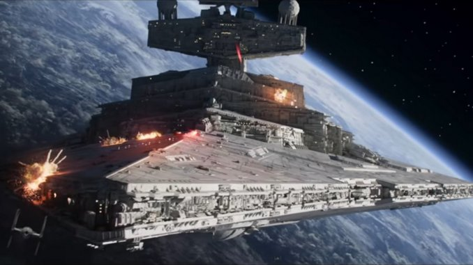 Thrilling Cinematic Short Sets the Stakes for <I>Star Wars: Squadrons</I>