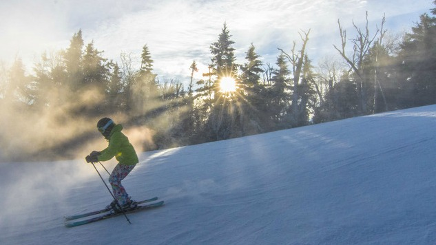 Take Five: New Hampshire By Way of Ski and Snowboard