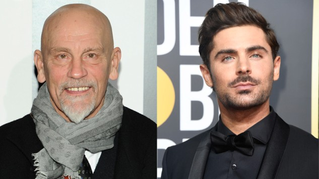 John Malkovich Joins Zac Efron in Ted Bundy Thriller <i>Extremely Wicked, Shockingly Evil, and Vile</i>