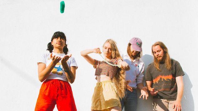 "Mamalarky Combine Frustration and Playfulness on New Single ""Fury,"" Accompanying Music Video"