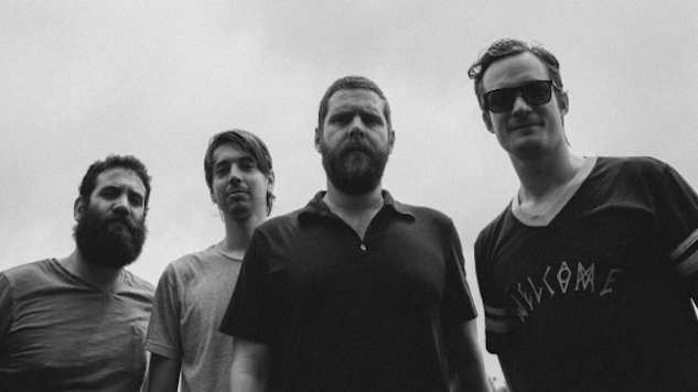 "Manchester Orchestra Release Cover of The Avett Brothers' ""No Hard Feelings"""