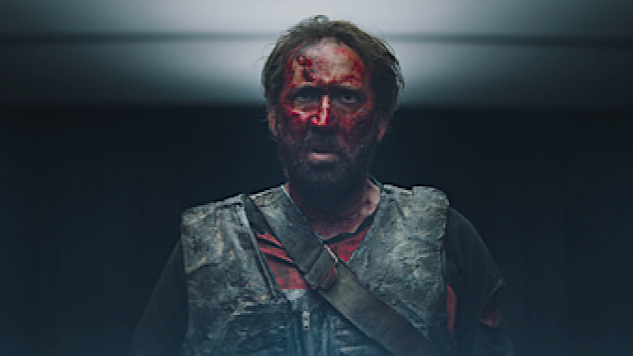 Nicolas Cage Battles Cosmic Evil in First Trailer for <i>Mandy</i>