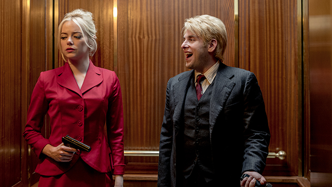 """Jonah Hill and Emma Stone Get Caught up in """"Some Multi-Reality Brain Magic Shit"""" in Full-Length <i>Maniac</i> Trailer"""