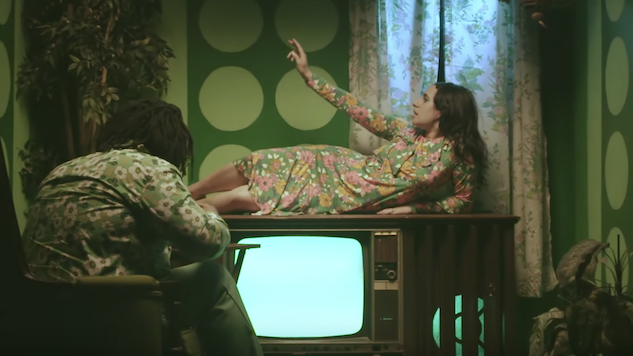 Mannequin Pussy Are Trapped in a '70s Nightmare In New Video