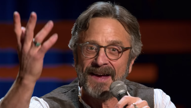 Watch Marc Maron Ruminate on the Apocalypse in the Trailer for His New Netflix Special <i>End Times Fun</i>
