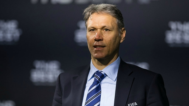 Marco Van Basten Wants To Dramatically Change Football As You Know It