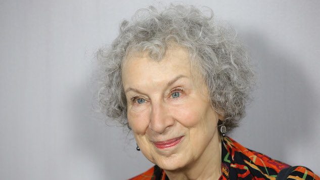 Another Margaret Atwood Novel Is Coming to the Small Screen