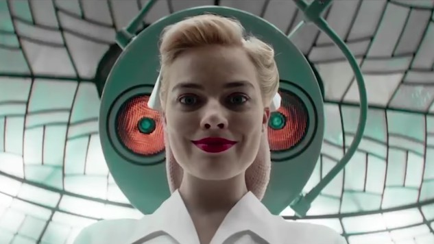 The Mystery Surrounding Margot Robbie's <i>Terminal</i> Is Revealed in New Trailer