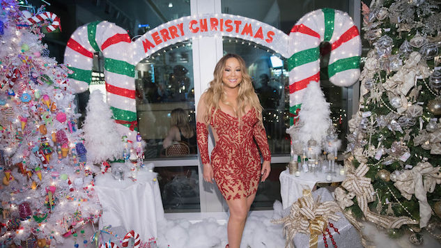 "Mariah Carey's ""All I Want for Christmas Is You"" Makes Billboard's Hot 100's Top 10 for First Time"