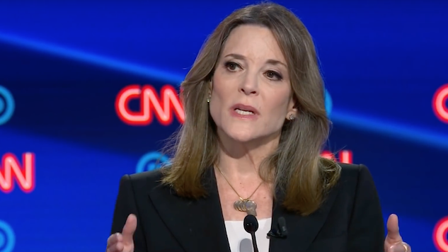 Interview: Marianne Williamson on Building an Economics of Love
