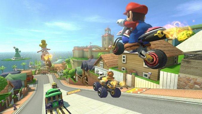 Nintendo Theme Park May Include <i>Mario Kart</i> Ride