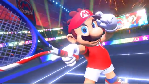 Nintendo Announces New <i>Mario Tennis</i> Title, <i>Dark Souls Remastered</i>