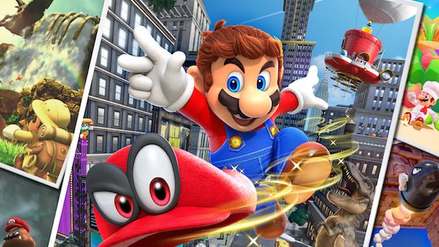 <i>Super Mario Odyssey</i> Is the Fastest-Selling Switch, <i>Super Mario</i> Title