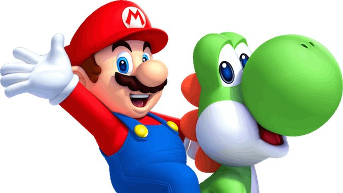 Shocking: Mario Punches Yoshi in the Head in <i>Super Mario World</i>