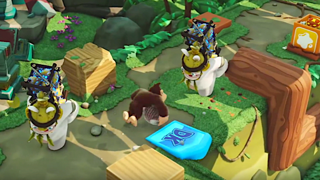 <i>Mario + Rabbids Kingdom Battle</i> Is About to Get Tropical in <i>Donkey Kong Adventure</i> Expansion