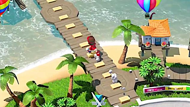 New <i>Mario Tennis Aces</i> Trailer Shows off Adventure Mode