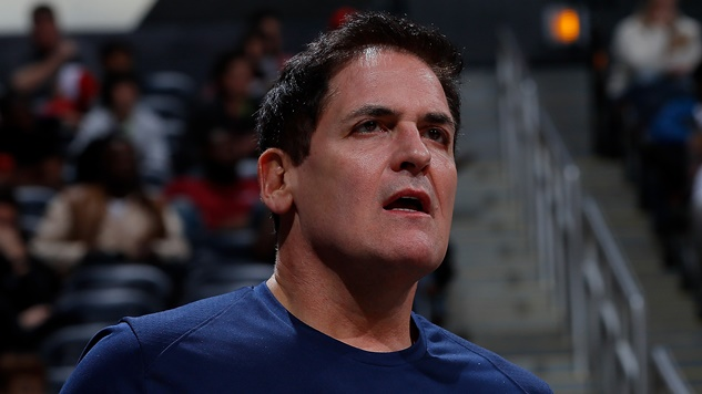 Mark Cuban's Presidential Aspirations Are All but Dead