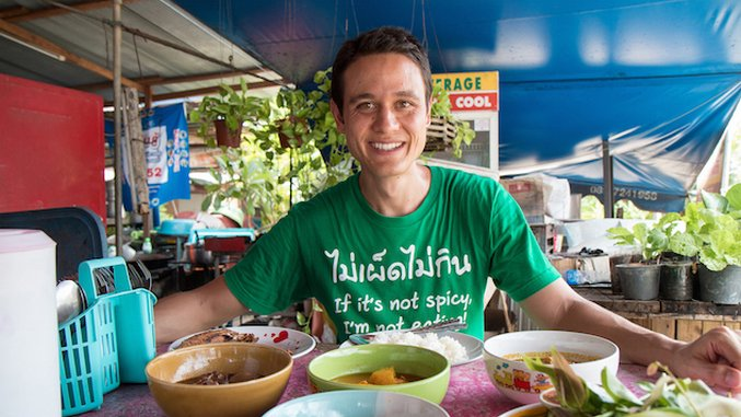 Escape Artist Q&A: Mark Wiens of<i>Migrationology</i> and <i>Eating Thai Food</i> Blogs