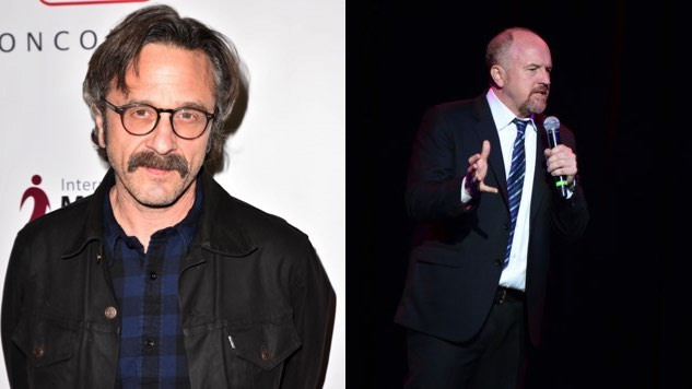 Marc Maron Says Louis CK Lied to Him About Masturbation Claims