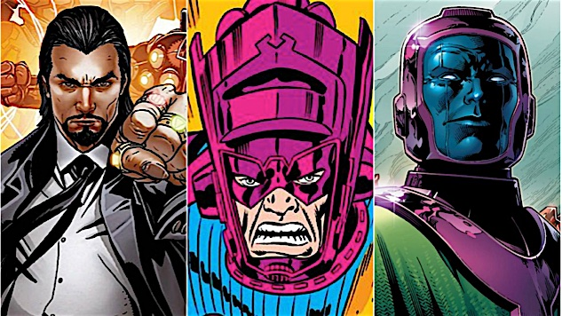 Bring Out Your Dastardly! Four Marvel Villains We'd Like to See on the Silver Screen