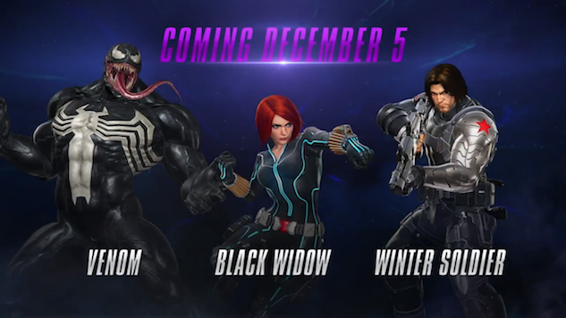 <i>Marvel vs. Capcom: Infinite</i> Is Adding Venom, Black Widow, Winter Soldier