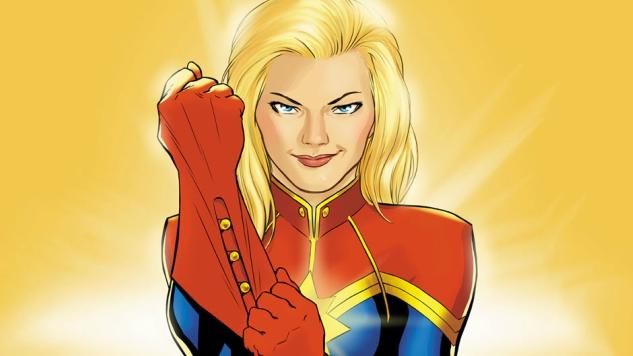 <i>Captain Marvel</i> Finds Its Directing Team