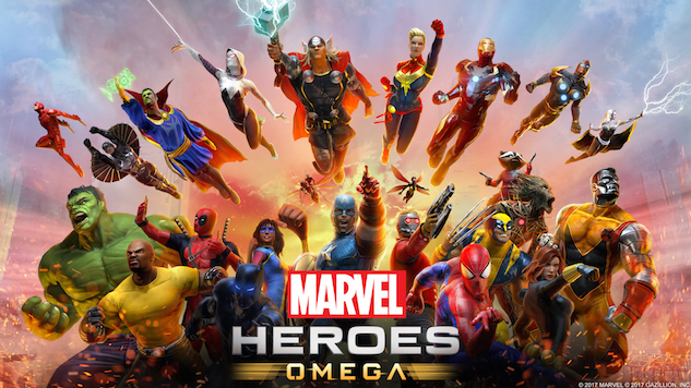 Disney's <i>Marvel Heroes</i> MMO is Shutting Down