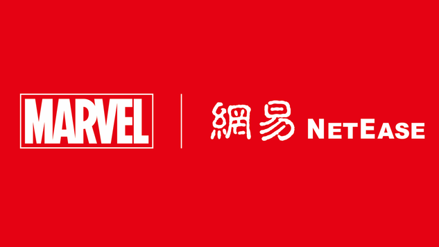 Marvel and Chinese Internet Tech Giant NetEase Pair up for New Projects