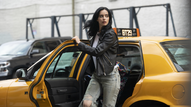 <i>Jessica Jones</i> Season Three First Look Introduces Yet Another Psychopathic Villain