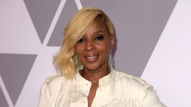 Mary J. Blige Joins the Cast of Gerard Way's Netflix Series <i>Umbrella Academy</i>
