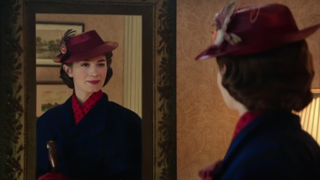 The First <i>Mary Poppins Returns</i> Teaser Strikes Nostalgia Into Our Hearts