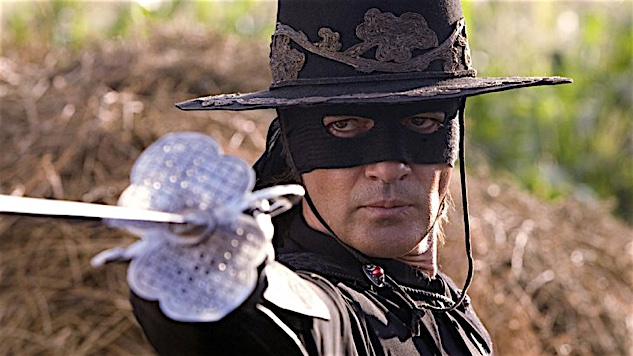 <i>The Mask of Zorro</i> Rebooted a Classic Hero