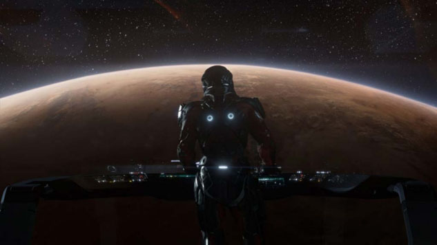 5 Things I've Learned By Not Playing <i>Mass Effect: Andromeda</i>