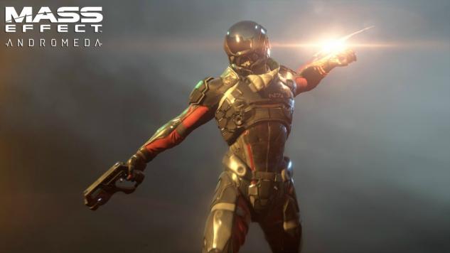 Bioware Reveals New <i>Mass Effect: Andromeda</i> Details