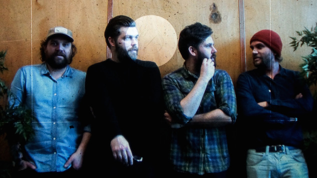 Frightened Rabbit, Editors and Minor Victories Form New Supergroup Mastersystem