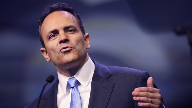 Videogames Are to Blame for the Parkland School Shooting, According to Kentucky Governor Matt Bevin