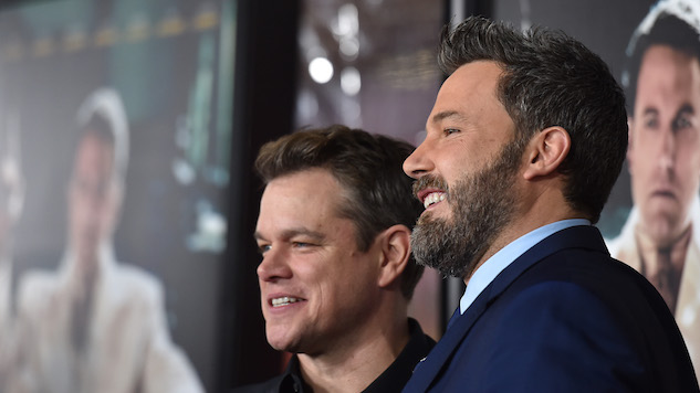 Ben Affleck and Matt Damon Reunite for Ridley Scott&#8217;s <i>The Last Duel</i>