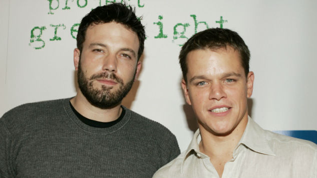 Ben Affleck and Matt Damon Team up for McDonald's <i>Monopoly</i> True-Crime Film