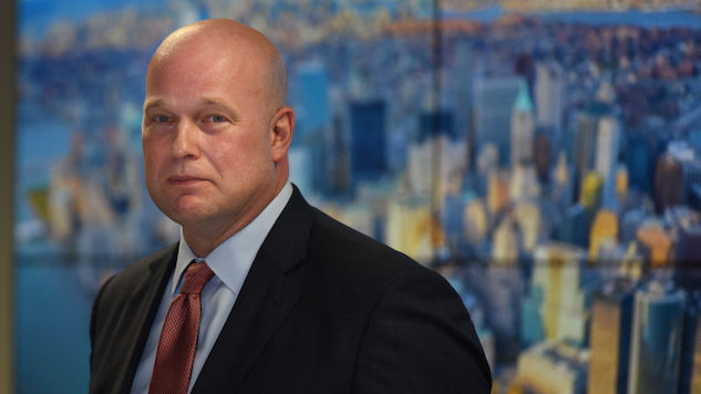 Acting Attorney General Matthew Whitaker Claims the Wrong Academic Honor on His Resume