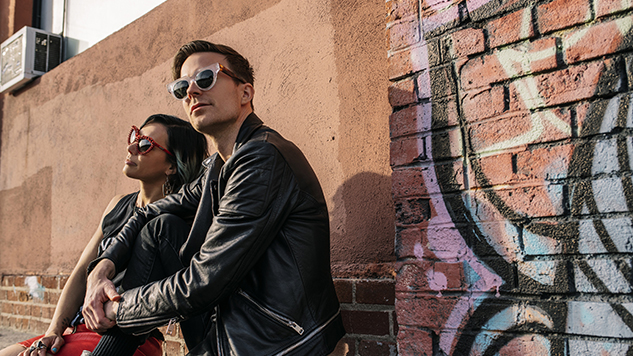 "Matt and Kim Get All Nostalgic With ""Glad I Tried"""